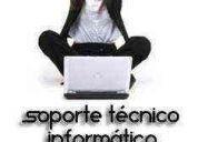 Soporte técnico informatica freelance