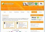 Alojamiento web y correo electrónico para su empresa