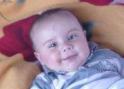 Bebé hermoso