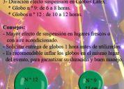 Gas helio:inflados de globos gas   helio: fugas globos gas helio,www.globoschile.cl