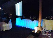 Producción de eventos - banquetería - matrimonios - empresas