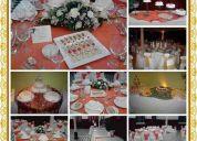Banquete & casino, eventos en general.