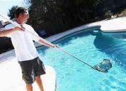 Limpieza y servicio tecnico de piscinas