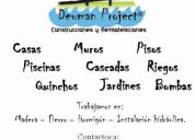 Deuman project - construcciones y remodelaciones