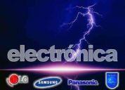 Reparaciones televisores monitores lcd let 3d plasma tft