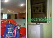 Instalador eléctrico , mantención eléctrica y soluciones electricas