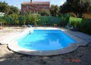 Construccion y reparacion de piscinas, areas verdes, riego automatico