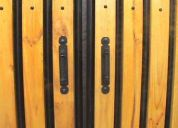 Trabajos, arreglos y reparaciones de muebles y trabajos de soldadura