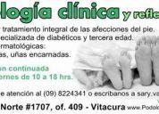 Podología clínica - sary vargas