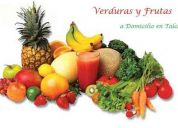 Verduras y frutas a domicilio en talca
