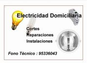 Electricidad -gasfiteria domiciliaria