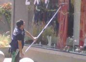 Limfe limpieza de vidrios y fachadas