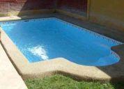 Mantención y reparación de piscinas  v región
