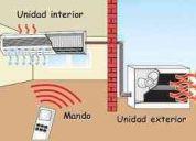 aire acondicionado reparaciones mantenciones instalacionescios  mantenciones integrales en