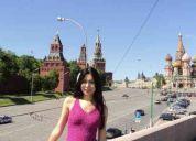 Traductora de ruso-español