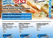 Joys pizza