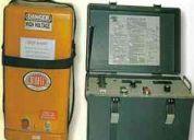Hipot, pruebas hipot, ensayos eléctricos, gismac ltda