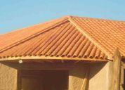 Venta e instalacion de tejas coloniales y enchapes de ladrillo en con con 76073600