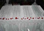 Servicio de banqueteria, cenas, bautizos, matrimonios, buffets, cocktail, desayunos, cenas