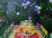 Arriendo sillas y mesas para niÑos 92360872