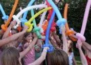 Fiestas infantiles nubelyz animaciones disco peque pinta caritas competencias cascada de c