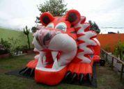 arriendo de juegos inflables y camas elasticas en antofagasta