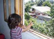 Mallas balcones  ventanas terrazas