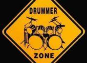 Se necesita urgente baterista en la ciudad de quilpue!!!!