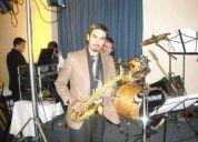 Saxofonista profesional matrimonios y todo tipo de eventos