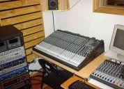 Estudio de grabación en viña del mar (digital y análogo)
