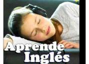 Curso aprende ingles mientras duermes gold + 4 cursos ingles