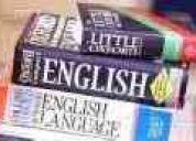 Clases particulares de inglÉs con profesor titulado y nativo