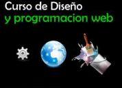 Curso completo de diseño y programacion web gratis