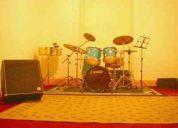 Clases de batería personalizadas profesionales