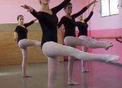 Clases de ballet para jÓvenes y adultos principiantes