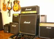 Clases de guitarra electrica.