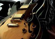 Se ofrecen clases particulares – personalizadas.guitarra eléctrica y/o acústica. económica