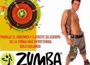 Clases de zumba fitness solo $2.500 luka por clase