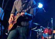 Clases particulares guitarra, bajo y batería