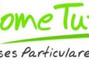 Hometutor.cl :: clases particulares de inglés