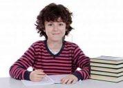 clases particulares, e. básica: matemáticas- comp. medio natural- inglés. otras.