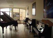 casa chopin academia de piano clasico