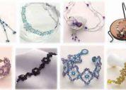 Curso de bisuteria: collares, pulseras, aros, etc. + curso de jabones y velas