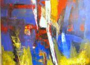 Clases pintura oleo ÑuÑoa. alumnos principiantes y avanzados f. 2382631