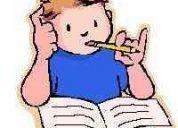 Clases para niños de pre-básica a 5° básico