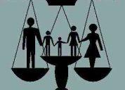 Divorcios, tuición, visitas y alimentos; estudio jurídico en iquique.