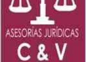 AsesorÍas legales c & v