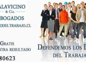ABOGADOS LABORALES ON LINE - CONSULTA SIN COSTO
