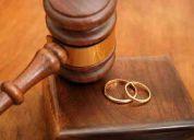 Divorcios en temuco. desde $250.000.-