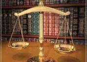 Abogados asociados, consultas y asesorías jurídicas.